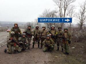 Бойцам «Азова» удалось быстро ликвидировать огневые точки боевиков.