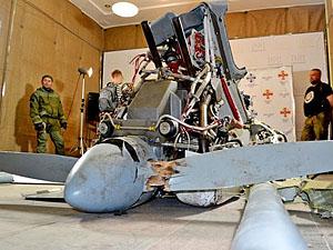 Беспилотник «Форпост» был собран на Уральском заводе гражданской авиации