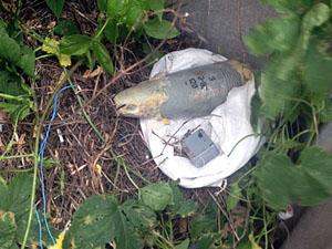 Бомба сделана со знанием дела и снабжена дистанционно активируемым детонатором.