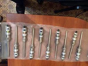 Контрабандный товар был изъят из тайников, оборудованных в пассажирском вагоне поезда «Харьков – Москва».