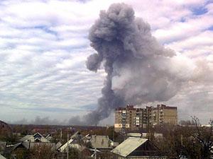 На сегодняшний день никто не занимается радиационным контролем на территориях, захваченных боевиками.