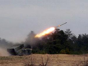 Под обстрел попали окрестности села Боровое, где происходит забор воды из скважин для сел и городов Попаснянского района.