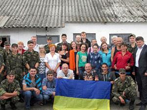 Коллектив филармонии выразил огромную благодарность нашим воинам за их выдержку и мужество.