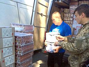 В основном контрабандисты везут продукты питания и предметы первой необходимости.