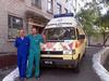И главврач больницы, и военные медики надеятся на помощь волонтеров в оборудовании и ремонте.