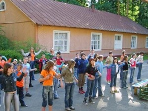 """""""ЛНР"""" претендует на детский лагерь в Крыму"""