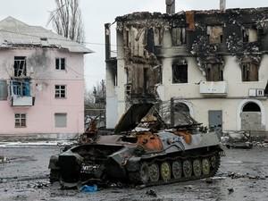 Российские террористы понесли невосполнимые потери