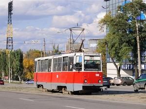 луганск трамвай