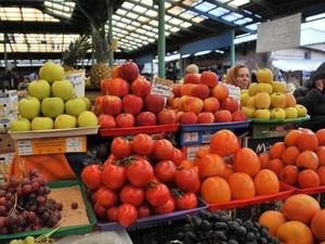 Цены на продукты в Днепропетровске продолжают расти