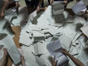 Окончательные результаты выборов горожане узнают в пятницу