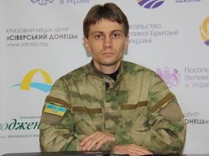 Виталий Шведов, депутат Лисичанского горсовета