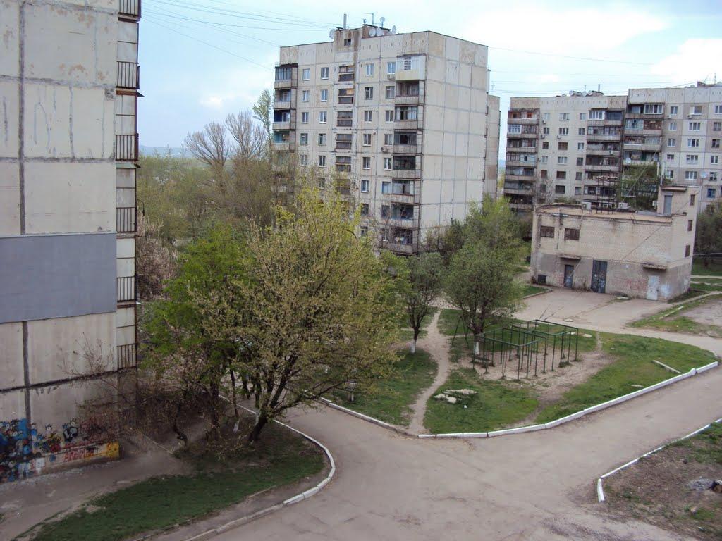 улица Суходольская